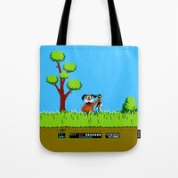 gameboy Tote Bags featuring Gameboy by Janismarika