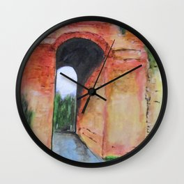 Arco Felice, Revisited Wall Clock