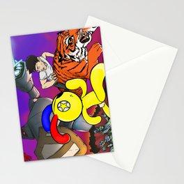 R U N Stationery Cards