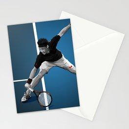 Kei Nishikori Stationery Cards