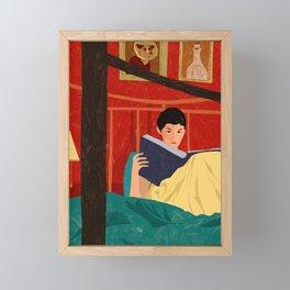 Amelie Framed Mini Art Print