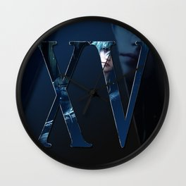 FFXV Noctis Wall Clock