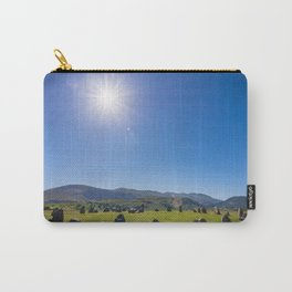 Castlerigg Stone Circle in English Lake District Carry-All Pouch