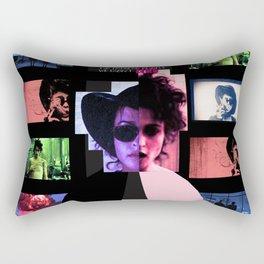 Marla Singer Rectangular Pillow