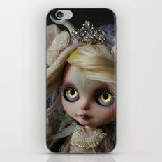 ANCIENT FOREST DEER SPIRIT (Ooak BLYTHE Doll) iPhone & iPod Skin
