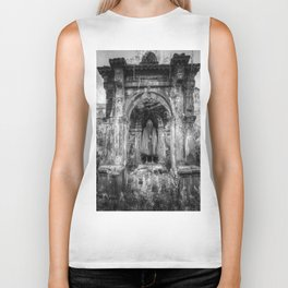 The Tomb Watchman Biker Tank