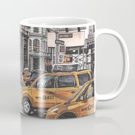 New York I Love You Coffee Mug