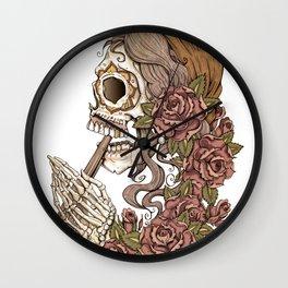 Suicide Sin Wall Clock