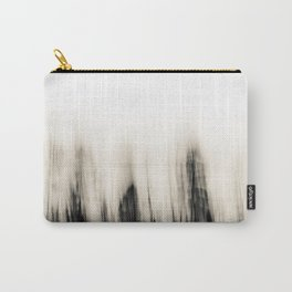Trees By the Sea Abstract Carry-All Pouch