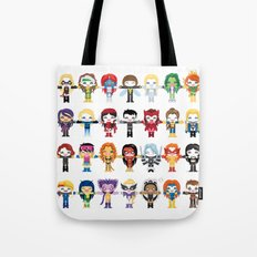 WOMEN WITH 'M' POWER Tote Bag