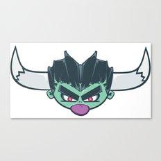 El Demon Canvas Print