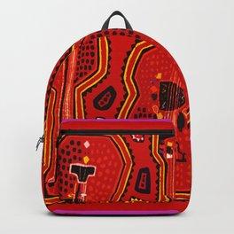Flamenco Guitars Backpack