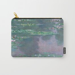 Water Lilies Monet 1905 Carry-All Pouch