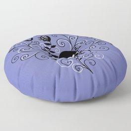 Mended Broken Heart Floor Pillow
