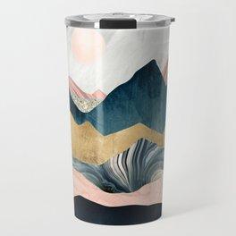 Plush Peaks Travel Mug