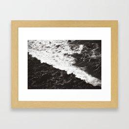 The Lost Coast, CA Framed Art Print