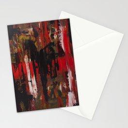 Trash Polka Abstract Stationery Cards