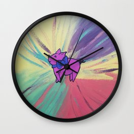 Self-Esteem Wall Clock