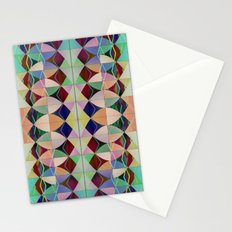 The Beauty of Geometry Stationery Cards