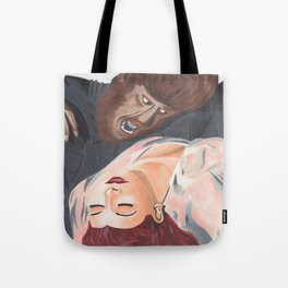 The Beast of Lust Tote Bag