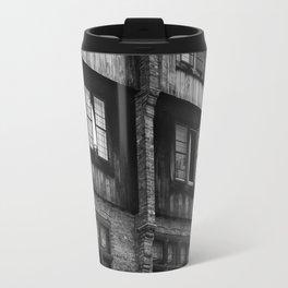 Windows in an Old Bar Travel Mug