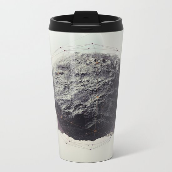 Houston we have a problem Metal Travel Mug