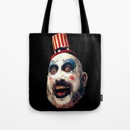 Captain Spaulding Tote Bag