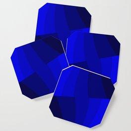 Just Blue #decor #society6 Coaster