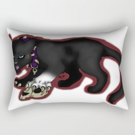 I am Bloodclan Rectangular Pillow