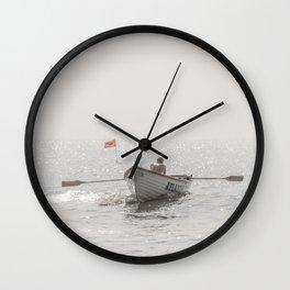 Lifeboat Atlantic City Wall Clock