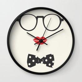 nerdygirl Wall Clock