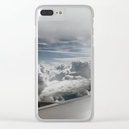 Flight Clear iPhone Case