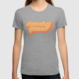Groovy Dancing Queen Vintage 70s Dance Gift T-shirt