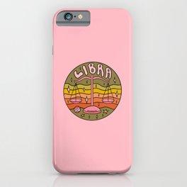 2020 Libra iPhone Case