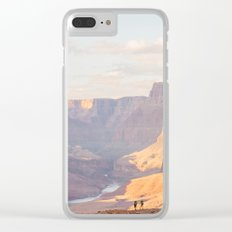 Hikers Clear iPhone Case