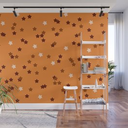 cozy advent Wall Mural