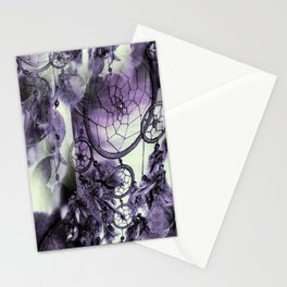 Feathered Dreams Stationery Cards