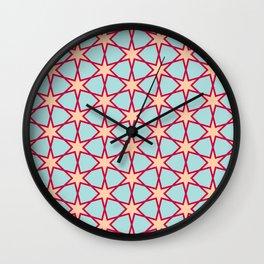 Arabesque V Wall Clock