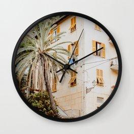 Manarola, Cinque Terre II Wall Clock