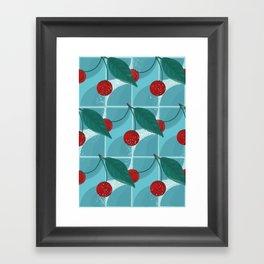 Pattern 002 Framed Art Print