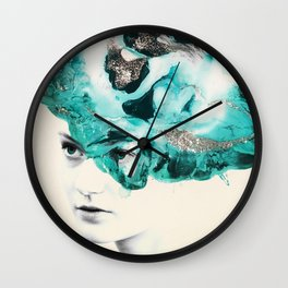 Mesmerizing Thoughts Wall Clock
