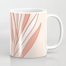 Simple Earthy Leaves - line drawing Coffee Mug