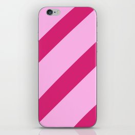 Candy Stripes iPhone Skin
