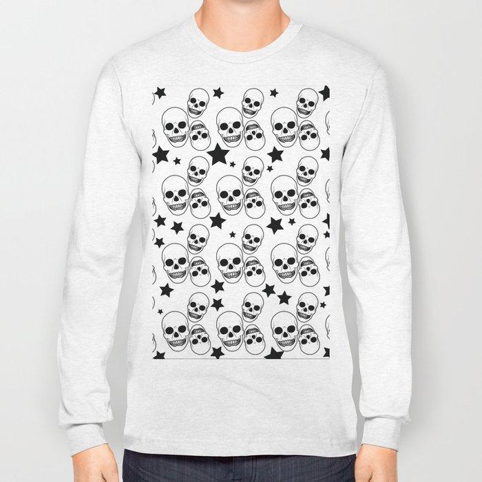 Skulls Long Sleeve T-shirt