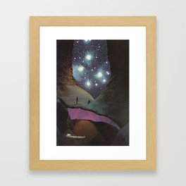 The Other Place Framed Art Print