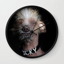 Icky Wall Clock