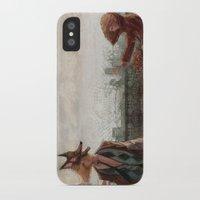 werewolf iPhone & iPod Cases featuring Werewolf by Yuko Rabbit