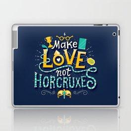 Make Love not Horcruxes Laptop & iPad Skin