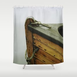 waterline Shower Curtain