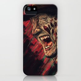 Freddy iPhone Case